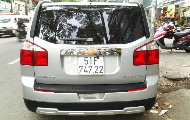 Bán Chevrolet Orlando LTZ đời 2016, màu bạc, chính chủ sử dụng, liên hệ 0913992465 Thanh5
