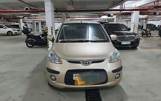 Bán Hyundai Grand i10 1.2 AT năm sản xuất 2010, nhập khẩu 0