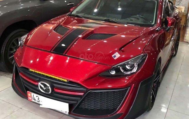 Cần bán lại xe Mazda 3 2.0 AT năm 2016, màu đỏ 0