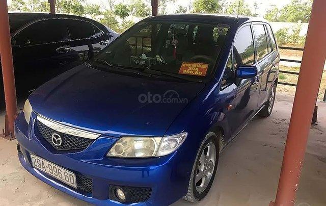 Bán Mazda Premacy năm 2003, màu xanh lam, giá tốt0
