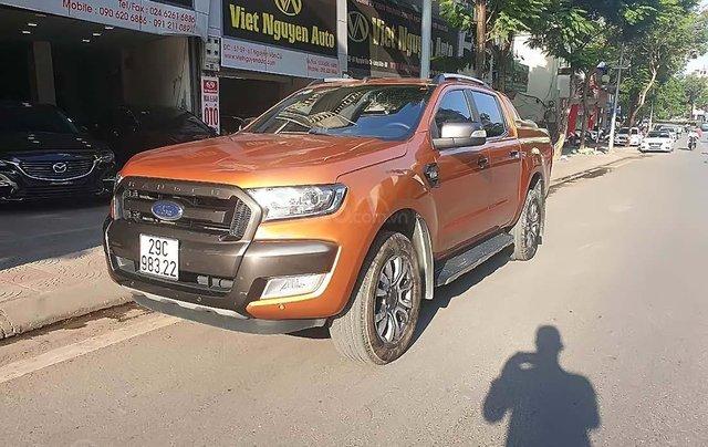 Bán Ford Ranger Wildtrak 3.2 sản xuất 2018, nhập khẩu0