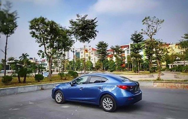 Bán xe Mazda 3 sản xuất 2016, màu xanh lam1