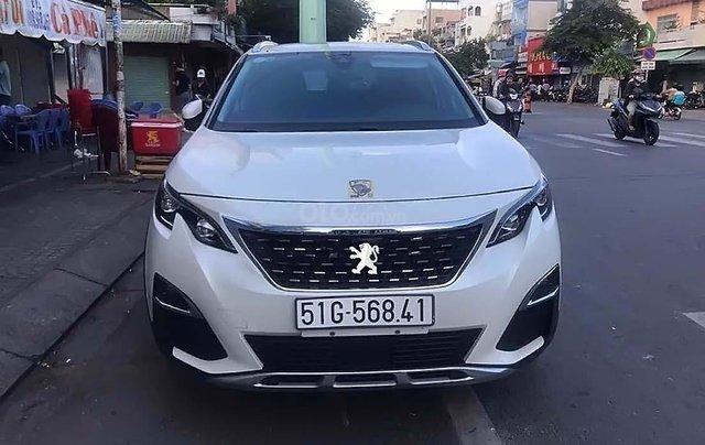 Cần bán lại xe Peugeot 5008 sản xuất 2018, màu trắng như mới0
