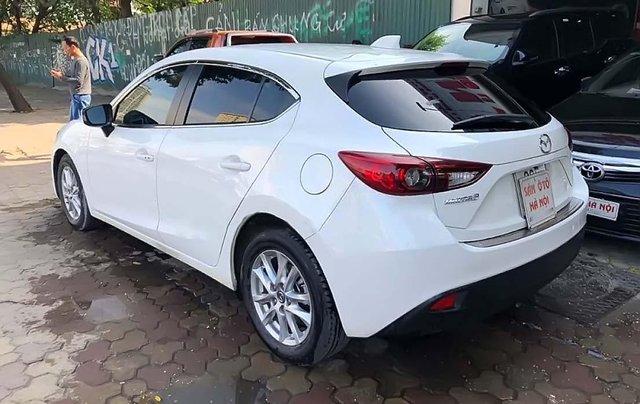Cần bán xe Mazda 3 1.5 AT 2016, màu trắng, chính chủ1