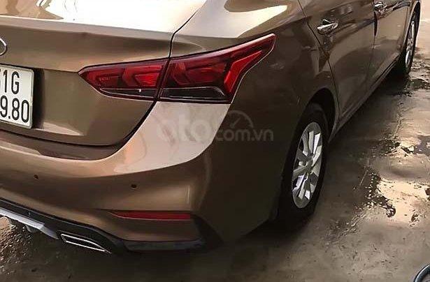 Bán Hyundai Accent 1.4MT đời 2019, màu nâu1