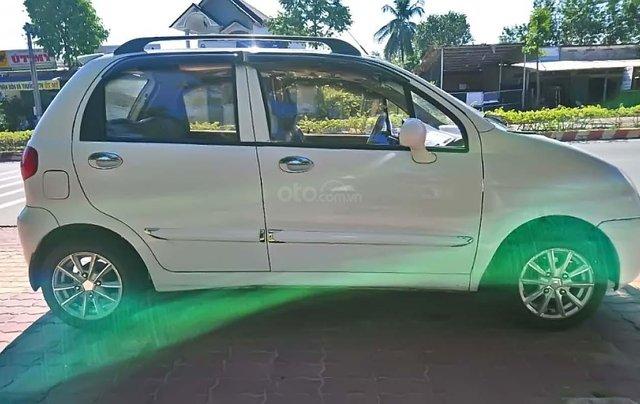 Cần bán xe cũ Daewoo Matiz SE 0.8 MT đời 2004, màu trắng, số sàn1