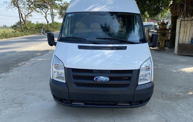 Bán xe Ford Transit tải Van 3 chỗ, 1350kg, đời 2008, biển HN0