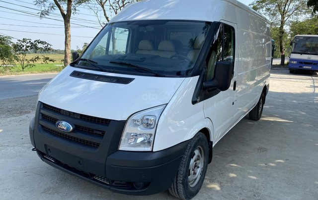Bán xe Ford Transit tải Van 3 chỗ, 1350kg, đời 2008, biển HN1