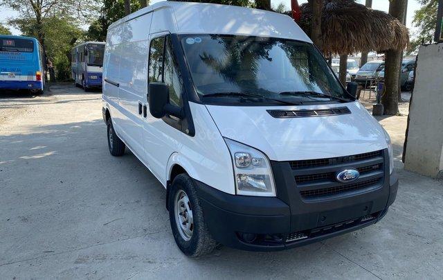 Bán xe Ford Transit tải Van 3 chỗ, 1350kg, đời 2008, biển HN2