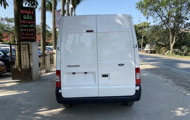Bán xe Ford Transit tải Van 3 chỗ, 1350kg, đời 2008, biển HN3