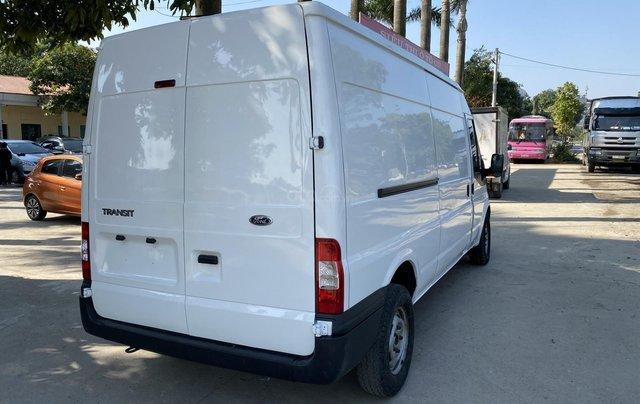Bán xe Ford Transit tải Van 3 chỗ, 1350kg, đời 2008, biển HN6