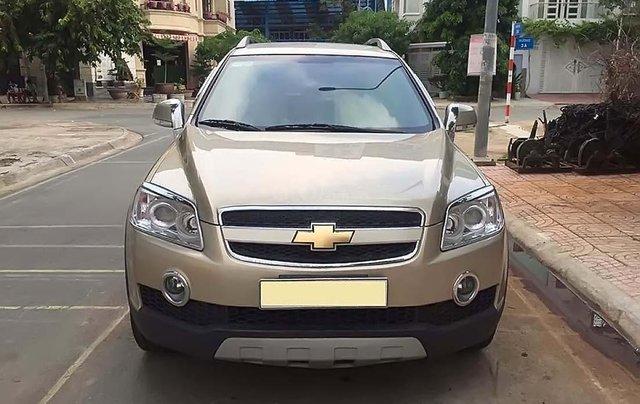 Cần bán Chevrolet Captiva LT 2.4 MT 2008 số sàn, 256 triệu0