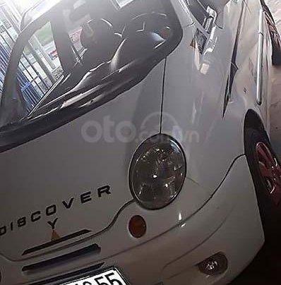 Bán Daewoo Matiz SE sản xuất 2007, màu trắng, xe nhập, giá 72tr0