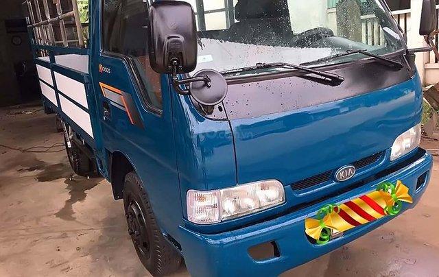 Bán Kia K3000S sản xuất năm 2011, màu xanh lam, xe gia đình 0