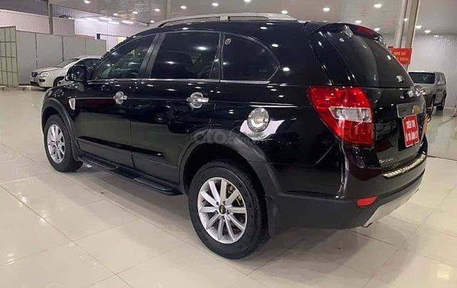 Bán xe Chevrolet Captiva 2.4MT 2008, màu đen số sàn, giá chỉ 235 triệu1