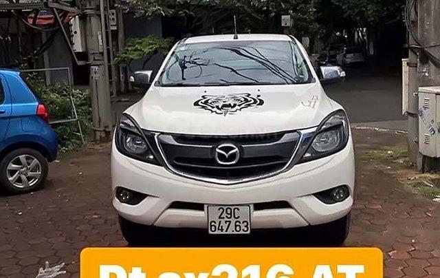 Bán xe Mazda BT 50 2.2 sản xuất năm 2016, màu trắng, nhập khẩu0