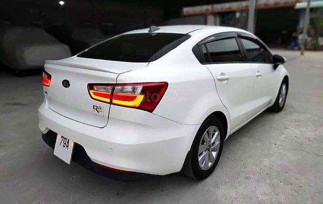 Bán ô tô Kia Rio 2016, màu trắng, nhập khẩu1