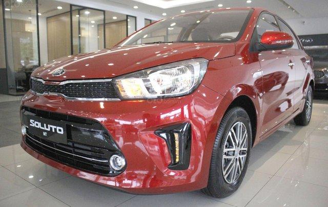 Bán Kia Soluto năm sản xuất 2019, giá 399 khuyến mãi giảm tiền mặt, LH: 09338765680
