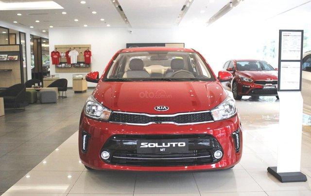 Bán Kia Soluto năm sản xuất 2019, giá 399 khuyến mãi giảm tiền mặt, LH: 093387656816