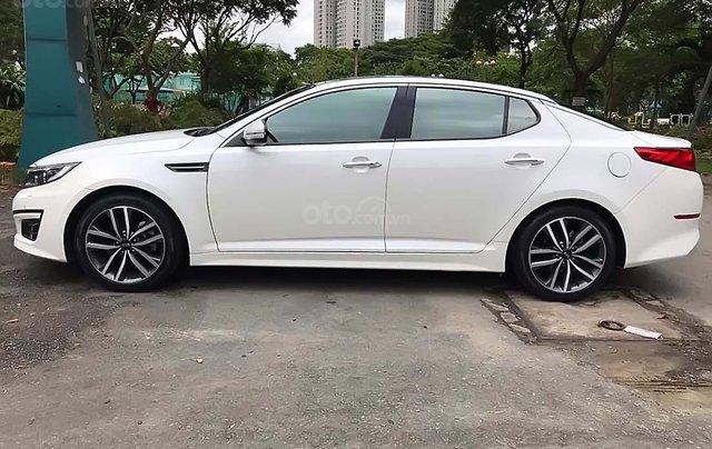 Bán Kia Optima đời 2015, màu trắng, nhập khẩu Hàn quốc chính chủ, giá tốt3