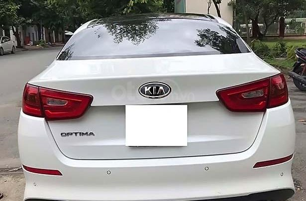 Bán Kia Optima đời 2015, màu trắng, nhập khẩu Hàn quốc chính chủ, giá tốt2