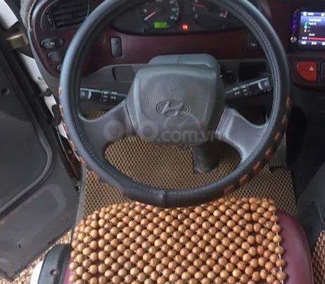 Cần bán lại xe Hyundai County đời 2015, hai màu chính chủ, giá 775tr2