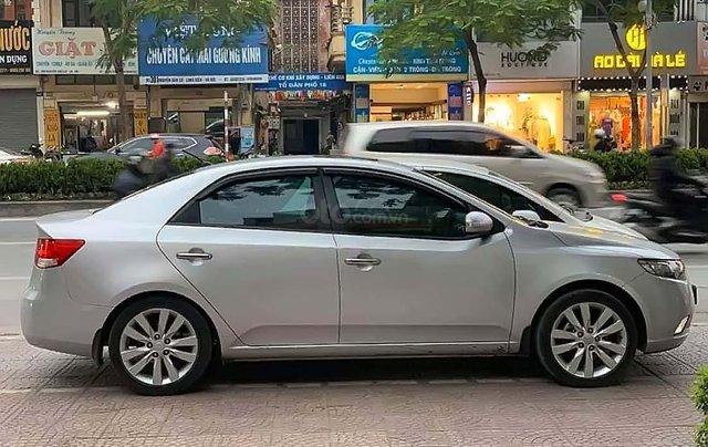 Bán ô tô Kia Cerato 1.6 AT đời 2010, màu bạc, nhập khẩu như mới2