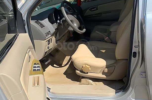 Cần bán lại Toyota Fortuner 2.5G đời 2011, màu bạc, giá chỉ 530 triệu4