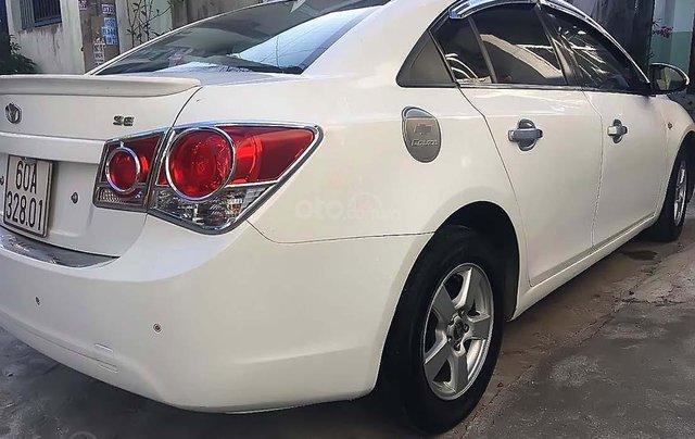Cần bán Daewoo Lacetti năm sản xuất 2010, màu trắng, xe nhập  1