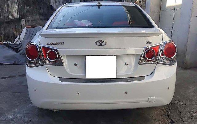 Cần bán Daewoo Lacetti năm sản xuất 2010, màu trắng, xe nhập  4