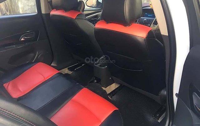 Cần bán Daewoo Lacetti năm sản xuất 2010, màu trắng, xe nhập  3