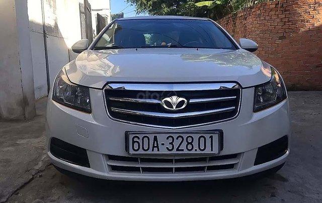 Cần bán Daewoo Lacetti năm sản xuất 2010, màu trắng, xe nhập  0