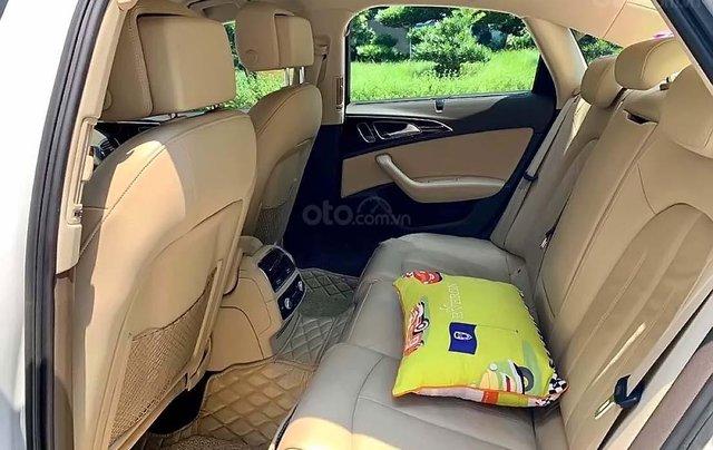 Cần bán Audi A6 năm 2015, màu trắng, xe nhập2