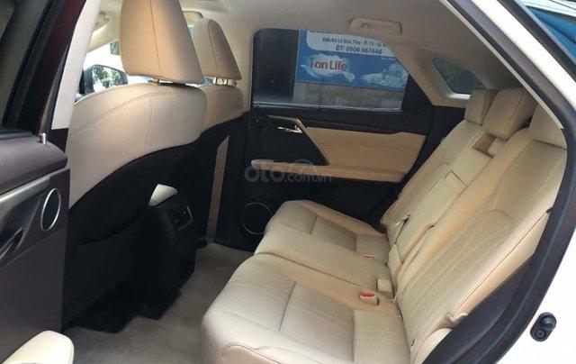 Bán xe Lexus RX 200T sản xuất năm 2016, màu trắng, nhập khẩu  3