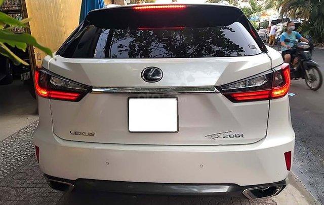 Bán xe Lexus RX 200T sản xuất năm 2016, màu trắng, nhập khẩu  1