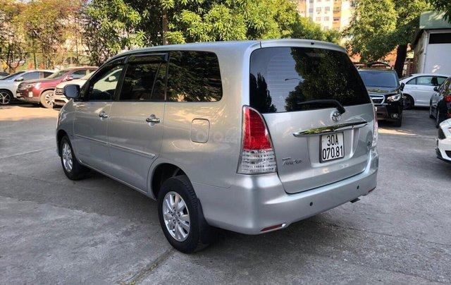 Bán ô tô Toyota Innova sản xuất 2009, màu xám (ghi), liên hệ 09088019842