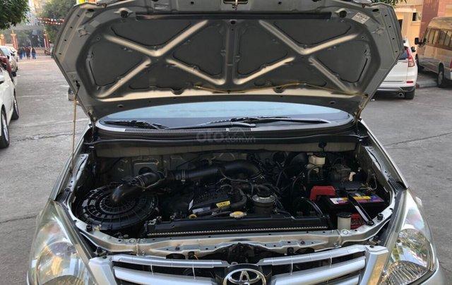 Bán ô tô Toyota Innova sản xuất 2009, màu xám (ghi), liên hệ 09088019844