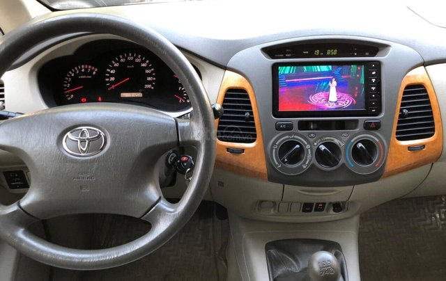 Bán ô tô Toyota Innova sản xuất 2009, màu xám (ghi), liên hệ 09088019845
