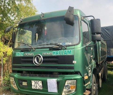 Ngân hàng bán đấu giá phát mại lô 4 xe tải> 8 tấn các dòng Dongfeng, JAC