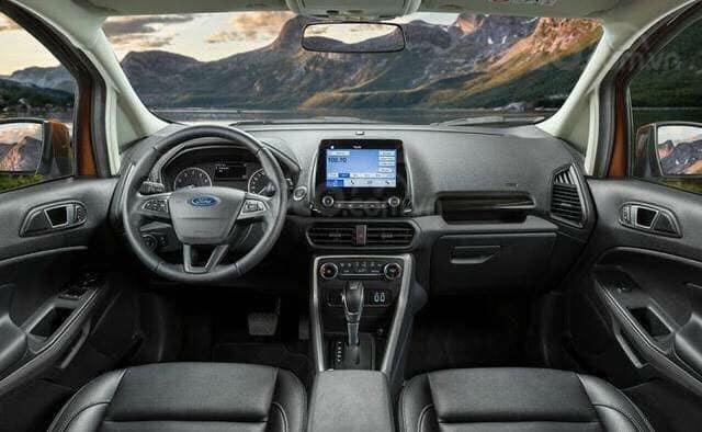 Mua Ford EcoSport ngay hôm nay để nhận ưu đãi tốt nhất3