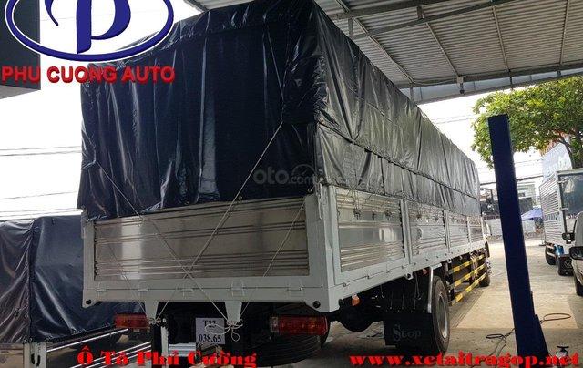 Xe tải Faw 7T25 thùng 9m7- có sẵn- trả trước 280tr-giao xe tận nơi- bao đậu HS vay4