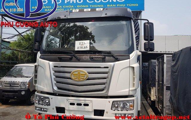 Xe tải Faw 7T25 thùng 9m7- có sẵn- trả trước 280tr-giao xe tận nơi- bao đậu HS vay6