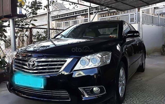 Bán Toyota Camry năm sản xuất 2011, 588 triệu0