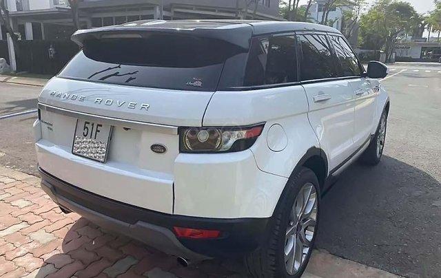 Bán LandRover Range Rover Evoque sản xuất 2014, màu trắng, nhập khẩu nguyên chiếc1