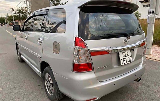 Cần bán lại xe Toyota Innova J sản xuất năm 2008, màu bạc, 270 triệu1
