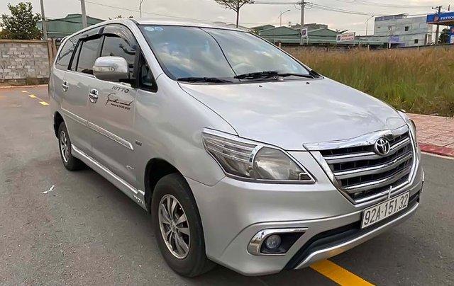 Cần bán lại xe Toyota Innova J sản xuất năm 2008, màu bạc, 270 triệu0