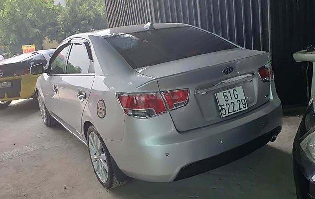 Cần bán Kia Forte AT 2012, màu bạc số tự động1