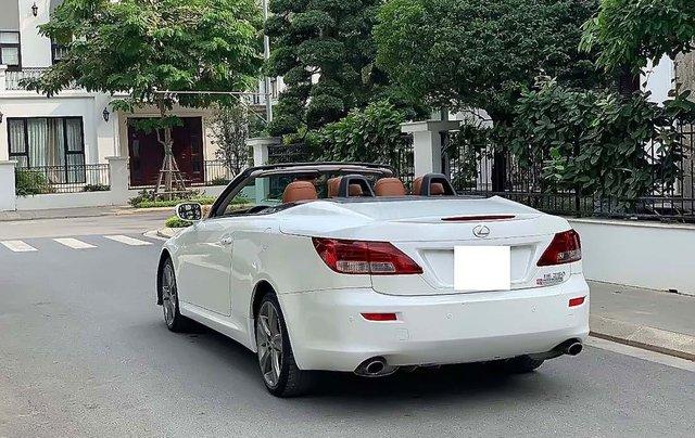 Bán xe Lexus IS 250C năm sản xuất 2012, màu trắng, nhập khẩu số tự động1