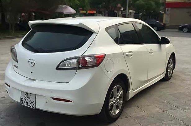 Bán ô tô Mazda 3 2010, màu trắng, biển số thành phố1