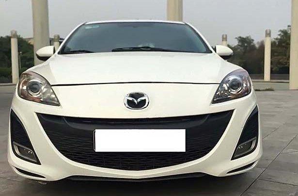 Bán ô tô Mazda 3 2010, màu trắng, biển số thành phố0